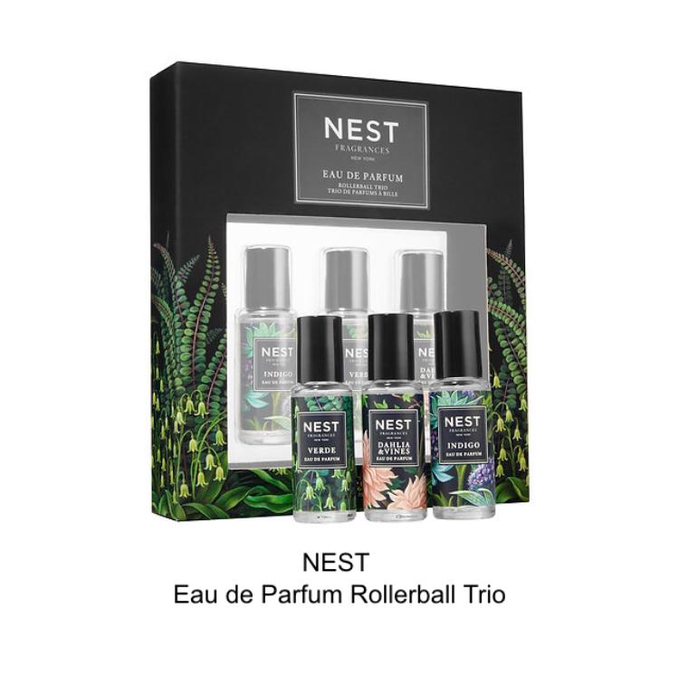 nest eau de parfum rollerball trio