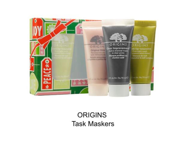 origins task maskers