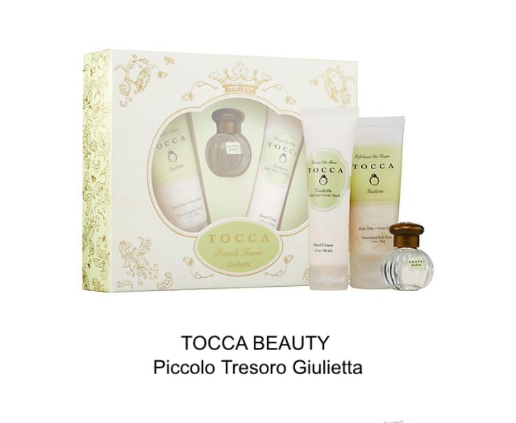 tocca beauty piccolo tresoro giulietta