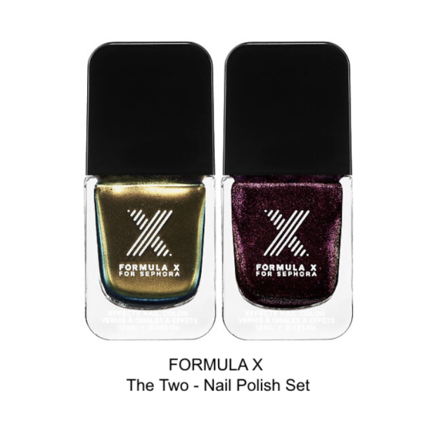 formula x the two nail polish set