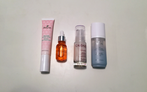 boscia fresh seaberry caudalie skincare products sephora