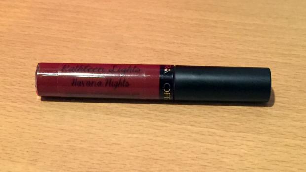 kathleen lights ofra cosmetics havana nights liquid lipstick