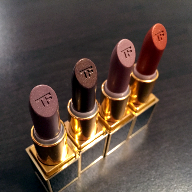 tom ford lips and boys lipstick tubes