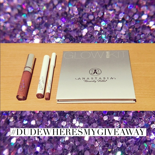 dudewheresmylipstick makeup giveaway