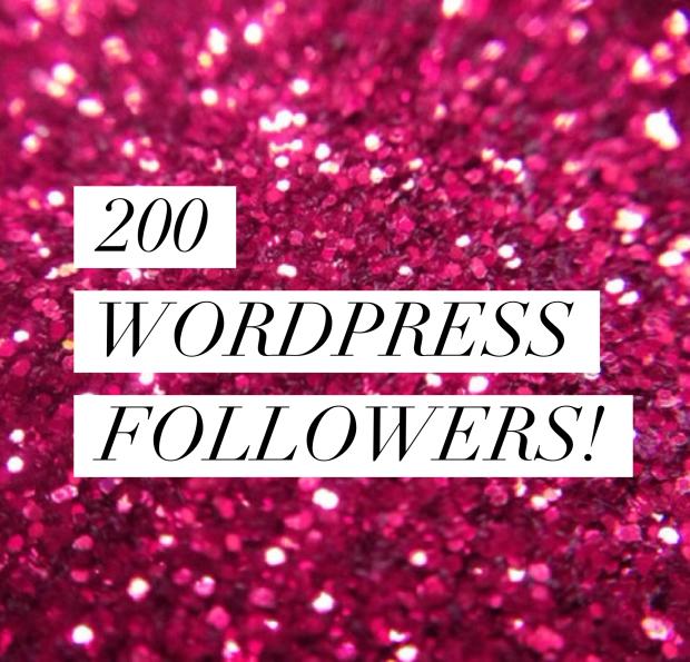 200 wordpress followers