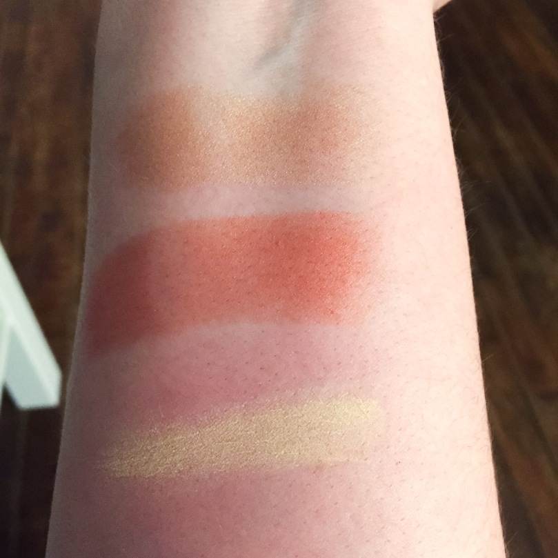 february boxycharm swatches