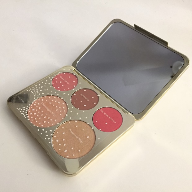 becca cosmetics jaclyn hill champagne collection face palette shades