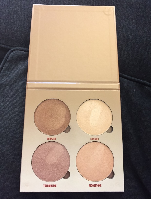 anastasia beverly hills sun dipped glow kit inside